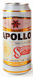 Sixpoint Apollo Wheat - German Kristallweizen