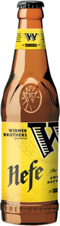 Widmer Brothers Hefeweizen - Wheat Ale