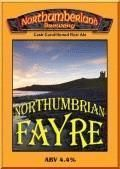 Northumberland Northumbrian Fayre - Bitter