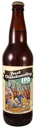 Kern River Just Outstanding IPA - India Pale Ale &#40;IPA&#41;