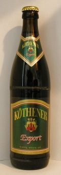 Kthener Export - Dortmunder/Helles