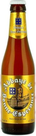 Abbaye de Bonne-Esperance - Abbey Tripel