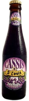 St. Louis Cassis  - Lambic - Fruit
