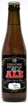 Croucher Pale Ale - American Pale Ale
