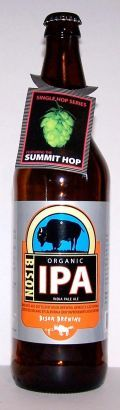 Bison IPA Single Hop Series - Summit  - India Pale Ale &#40;IPA&#41;