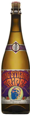 Boulevard Smokestack Series - Long Strange Tripel - Abbey Tripel