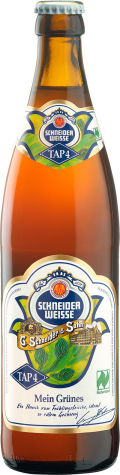 Schneider Georg Schneiders Wiesen Edel-Weisse - German Hefeweizen