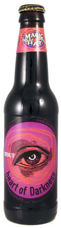 Magic Hat Heart of Darkness Stout &#40;-2006&#41; - Sweet Stout