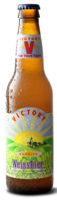 Victory Sunrise Weissbier - German Hefeweizen