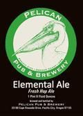 Pelican Elemental Ale &#40;2006+&#41; - American Pale Ale