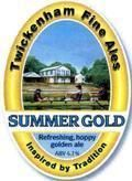 Twickenham Summer Gold - Golden Ale/Blond Ale
