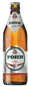 Fohr Pils - Pilsener