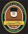 Hantverksbryggeriet Kosacken &#40;Prototyp X&#41; - Imperial Stout