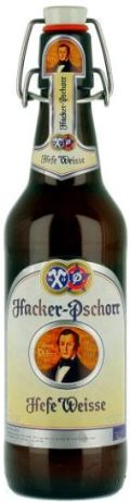 Hacker-Pschorr &#40;Hefe&#41; Weisse - German Hefeweizen