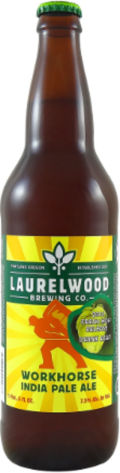 Laurelwood Workhorse IPA - India Pale Ale &#40;IPA&#41;