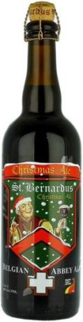 St. Bernardus Christmas Ale - Belgian Strong Ale