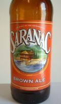 Saranac Brown Ale - Brown Ale