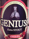 rbk Geniuss Extra Stout - Dry Stout