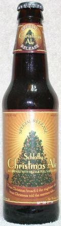 Schlafly Christmas Ale - Spice/Herb/Vegetable