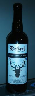 Defiant Christmas Ale - Spice/Herb/Vegetable
