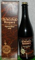 Schlafly Reserve Bourbon Barrel Aged Imperial Stout - Imperial Stout