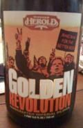 Herold Golden Revolution - Strong Pale Lager/Imperial Pils