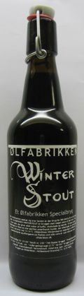 lfabrikken Winter Stout - Imperial Stout