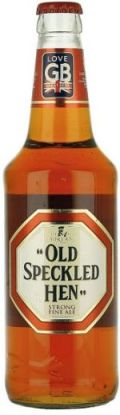 Morland Old Speckled Hen &#40;Filtered&#41; - Premium Bitter/ESB