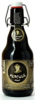 Ellezelloise Hercule Stout - Imperial Stout