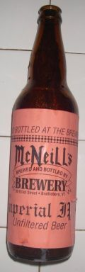 McNeills Warlord Imperial IPA - Imperial/Double IPA