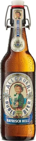 Allguer Bble Bier Bayrisch Hell - Dortmunder/Helles