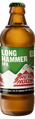 Redhook Long Hammer IPA - India Pale Ale &#40;IPA&#41;