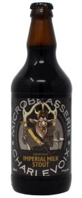 Charlevoix Vache Folle Imperial Milk Stout - Imperial Stout