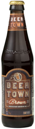 BridgePort BeerTown Brown - Brown Ale