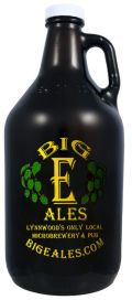 Big E Two Pint Imperial IPA - Imperial/Double IPA