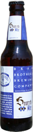 Brau Brothers Scotch Ale - Scotch Ale