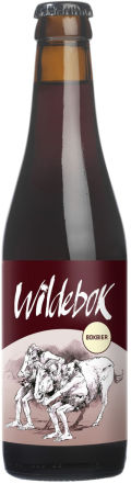 Scheldebrouwerij Wildebok  - Dunkler Bock