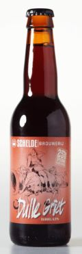 Scheldebrouwerij Dulle Griet - Abbey Dubbel