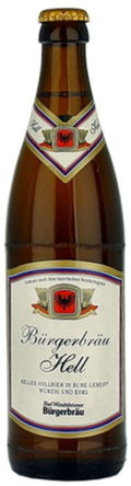 Windsheimer Brgerbru Hell - Dortmunder/Helles