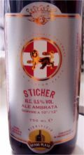 Grado Plato Sticher - Altbier
