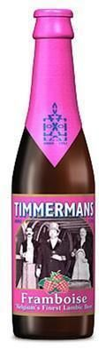 Timmermans Framboise Lambic  - Lambic - Fruit