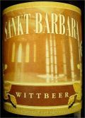 Warwik Sankt Barbara - Belgian White &#40;Witbier&#41;