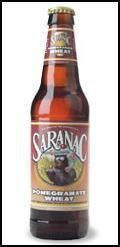 Saranac Pomegranate Wheat - Fruit Beer