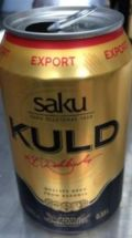 Saku Kuld Export - Pale Lager