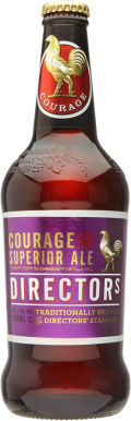 Courage Directors &#40;Pasteurised&#41; - Premium Bitter/ESB
