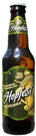 JosephsBrau Hopfest - Pilsener