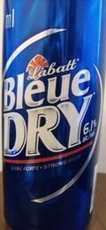 Labatt Blue Dry 6.1 % - Strong Pale Lager/Imperial Pils