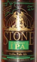 Stone 4th Anniversary IPA - India Pale Ale &#40;IPA&#41;