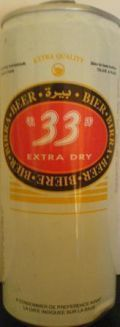 33 Extra Dry - Pilsener