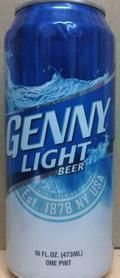Genny Light - Pale Lager